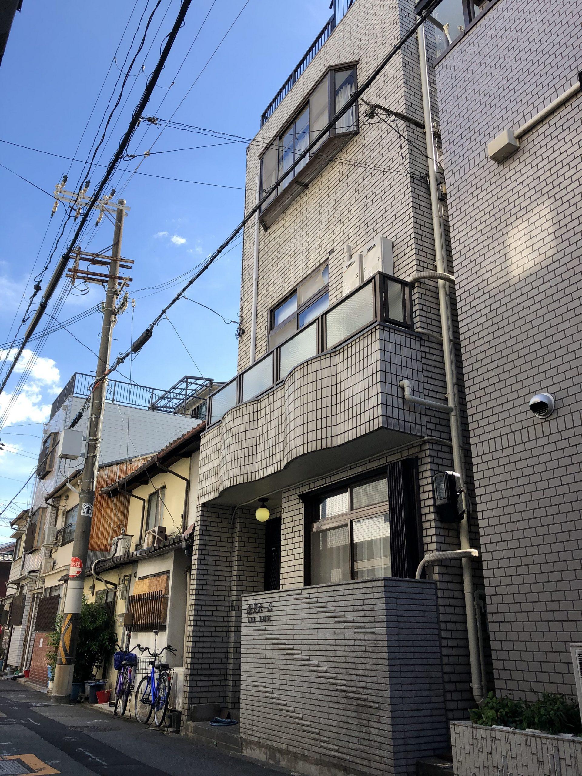 鶴橋1丁目戸建物件画像